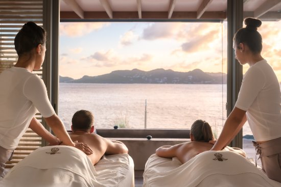 Christopher St Barth: Double cabin - Spa Sisley