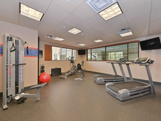 Buffalo, WY: Fitness Center