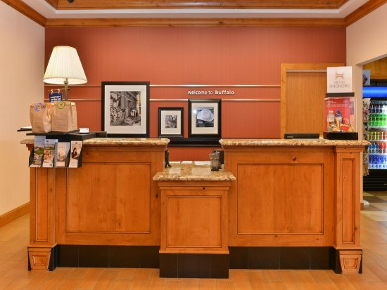 Buffalo, WY: Front Desk