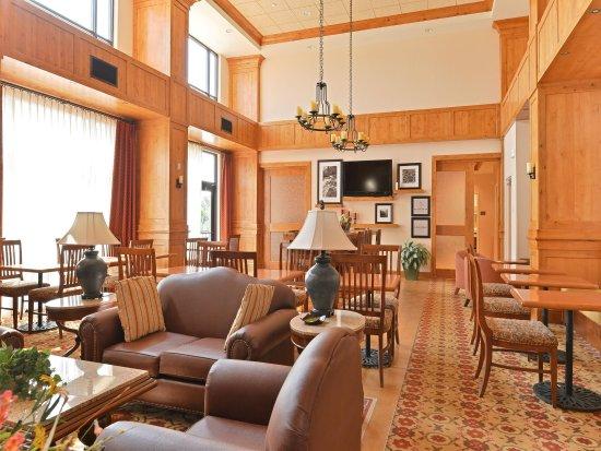 Buffalo, WY: Hotel Lobby