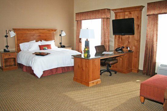 Búfalo, WY: Accessible King Room