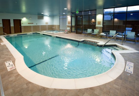 Wenatchee, WA: Indoor Pool