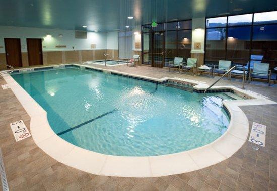 เวนัตชี, วอชิงตัน: Indoor Pool