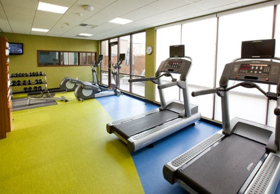 Wenatchee, WA: Fitness Center