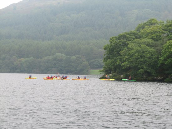 Coniston, UK: swallows and amazons?