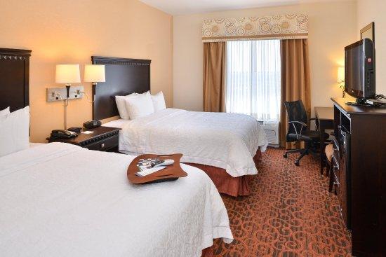 Pecos, TX: Standard Double Queen Room
