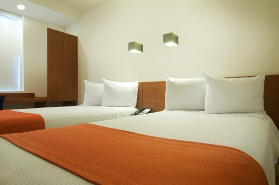 Hotel One Puebla FINSA : Superior Room, 2 Twin