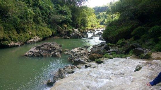 Sri Gethuk Waterfall Photo