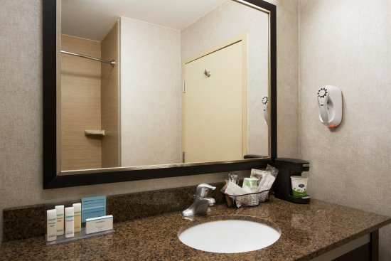 League City, TX: Guest Room Bathroom