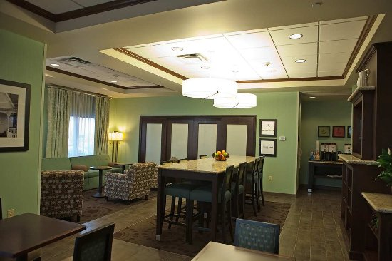 Colby, KS: Hotel Lobby