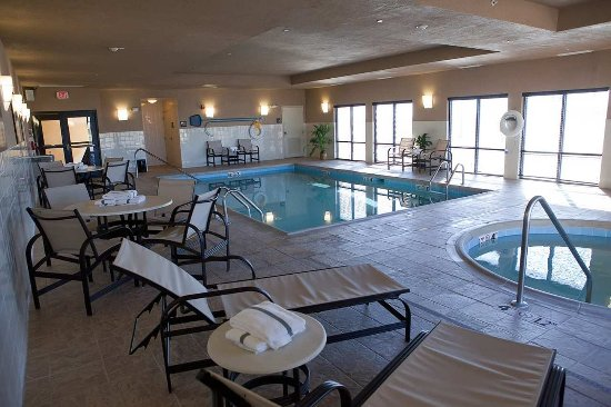 Colby, KS: Indoor Pool