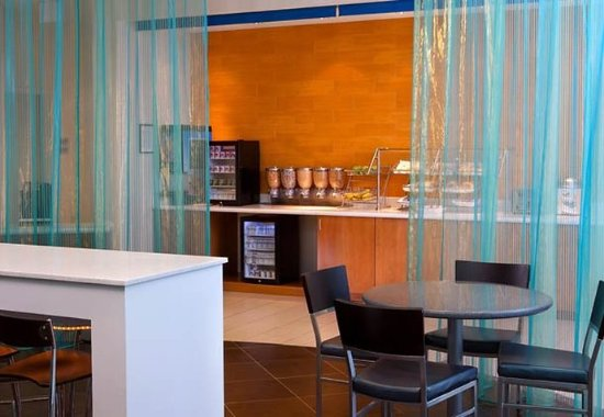 SpringHill Suites Macon: Breakfast Area