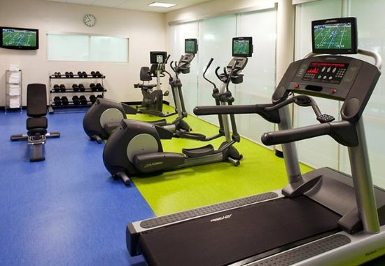 SpringHill Suites Macon: Fitness Center