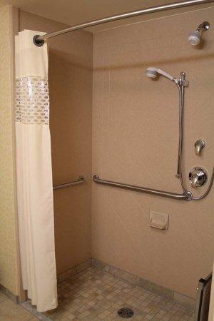 Ellsworth, ME: Roll-in Shower