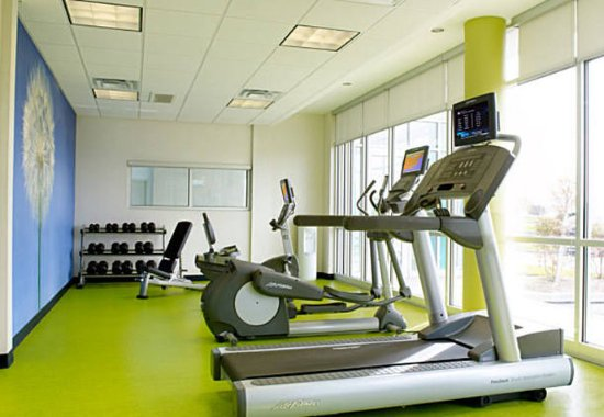 Ridley Park, Pensylwania: Fitness Center