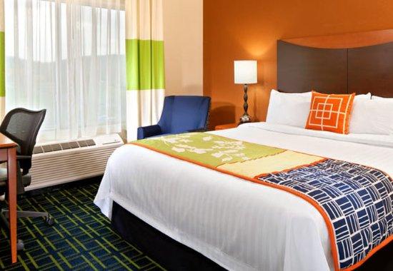 Harrisonburg, فيرجينيا: Executive King Guest Room