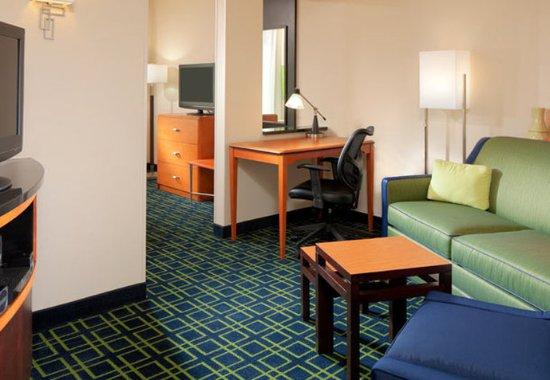 Harrisonburg, فيرجينيا: Executive King Suite
