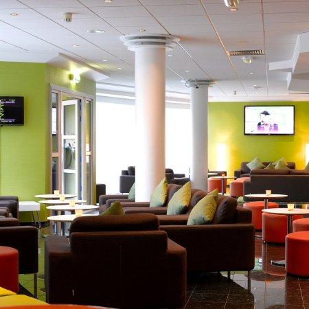 Diegem, Bélgica: Lobby