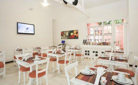 Pousada Vila Pitanga: Café da manha