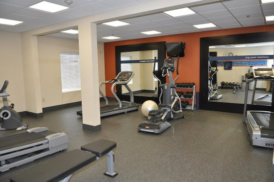 Junction City, Κάνσας: Fitness Center