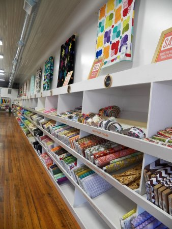 One Of The Shops At The Missouri Star Quilt Complex Note Finished