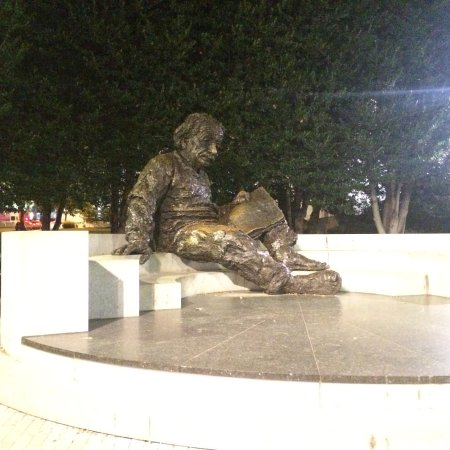 Albert Einstein Memorial: photo1.jpg