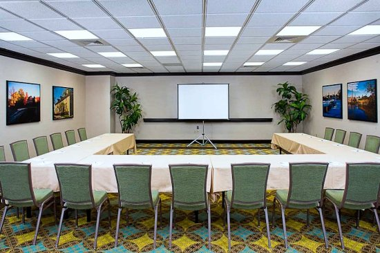 Exeter, New Hampshire: Meeting Room