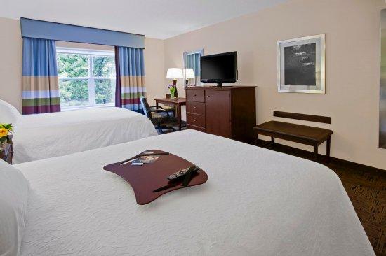 Exeter, Nueva Hampshire: Double Queen Room