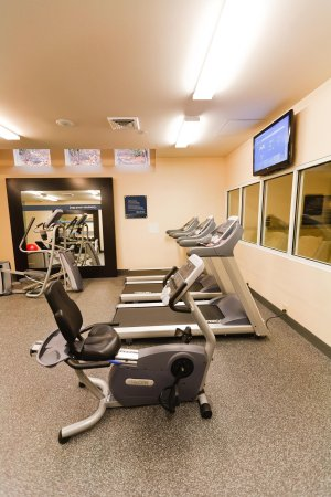 Exeter, Nueva Hampshire: Fitness Center