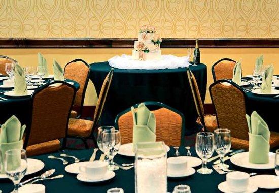 ฮิวมา, หลุยเซียน่า: Banquet Display