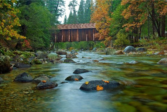 Located inside Yosemite National Park, Wawona is a private annex within the National Park and is