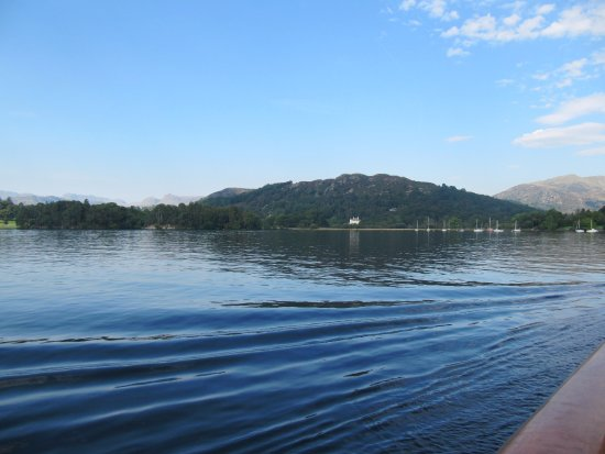 Bowness-on-Windermere, UK: lake