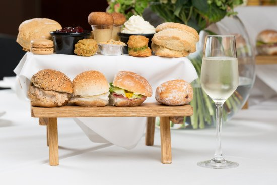 Salford, UK : Champagne Afternoon Tea