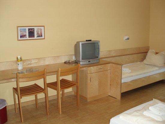 JUFA Hotel Graz City: single room (old house)