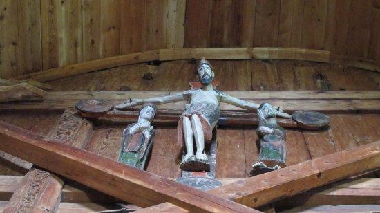 Sogn og Fjordane, Noruega: キリスト像