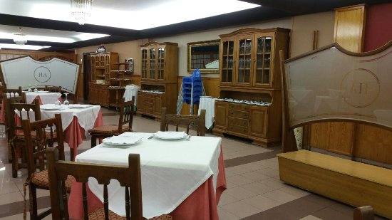 Islares, Ισπανία: Restaurante
