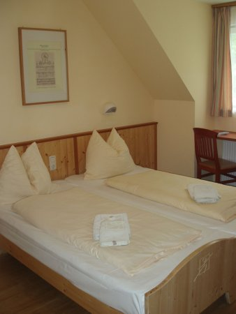 Grundlsee, Autriche : Double Room