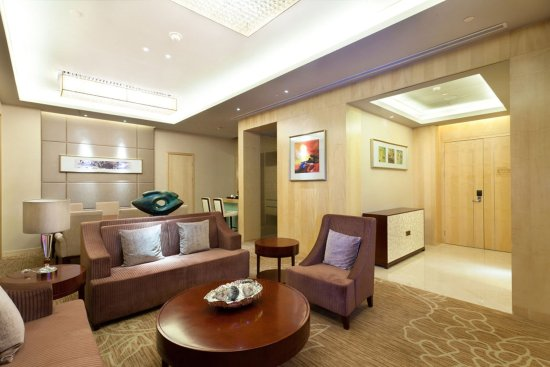 Xiangyang, China: Deluxe Club Suite