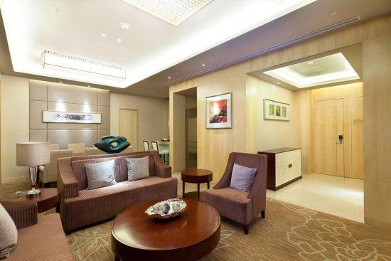 Xiangyang, Kina: Deluxe Club Suite