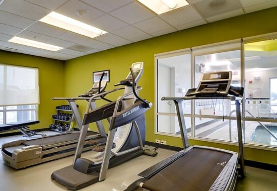 Ottawa, IL: Fitness Center