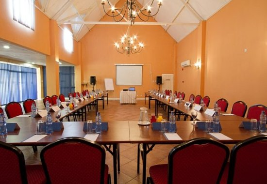 Chingola, Zambia: Conference Room