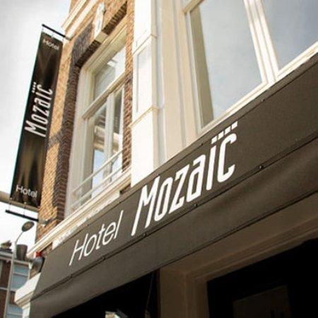 Hotel Mozaic Den Haag: Exterior