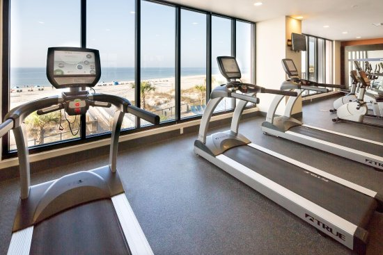 Hampton Inn & Suites Orange Beach: Fitness Center