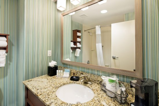 Hampton Inn & Suites Orange Beach: Guest Bath