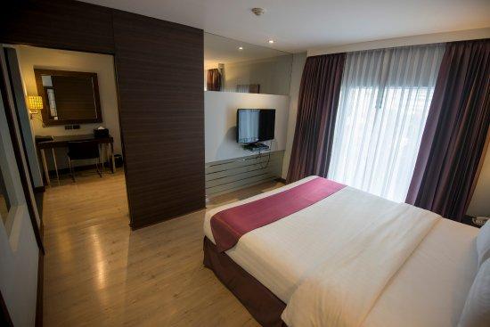 S Sukhumvit Suites Hotel : Suite