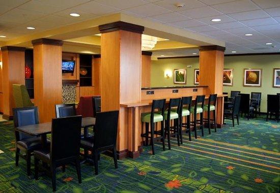 West Covina, Kalifornien: Lobby Sitting Area