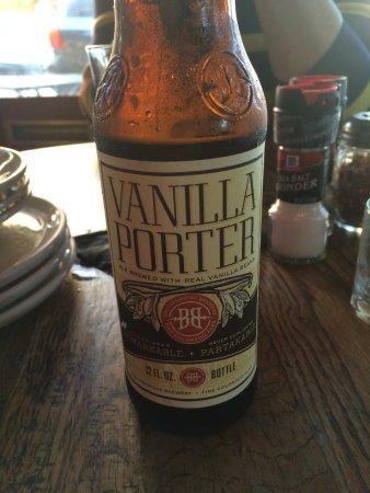 McKinney, Teksas: Vanilla Porter