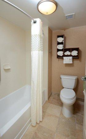 Huntersville, NC: Studio Bathroom