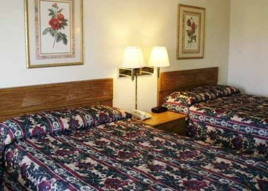 Batesville, MS: Guest Room