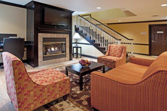 Reynoldsburg, OH: Hotel Lobby